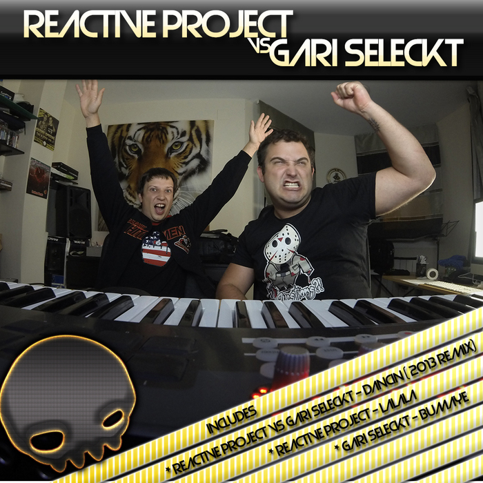REACTIVE PROJECT/GARI SELECKT - Dancin 2013