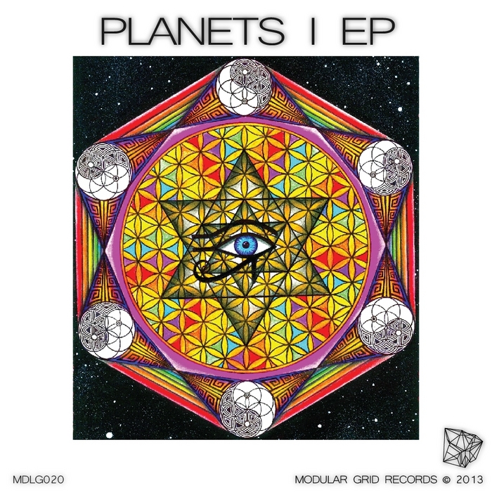 YAR, Antam - Planets 1 EP