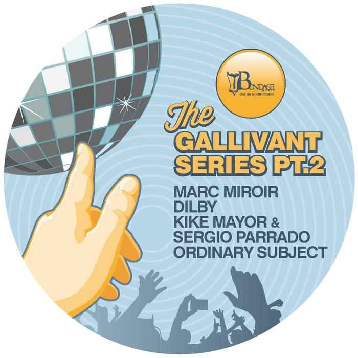 VARIOUS - Gallivant Series Part 2