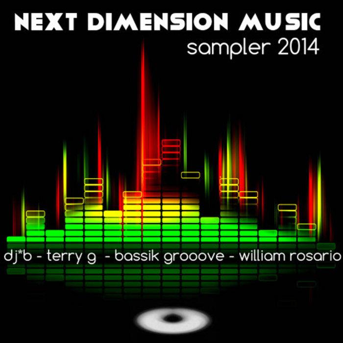 BASSIK GROOOVE/TERRY G/WILLIAM ROSARIO/DJB - Next Dimension Music: Sampler 2014