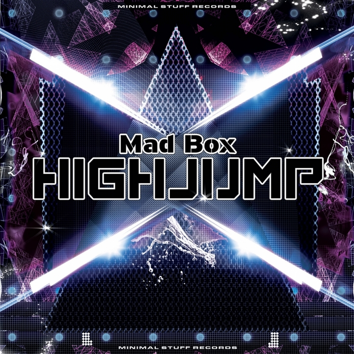 MAD BOX - High Jump EP