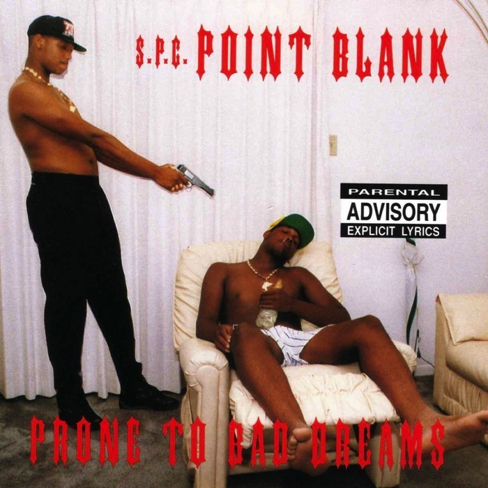 POINT BLANK - Prone To Bad Dreams