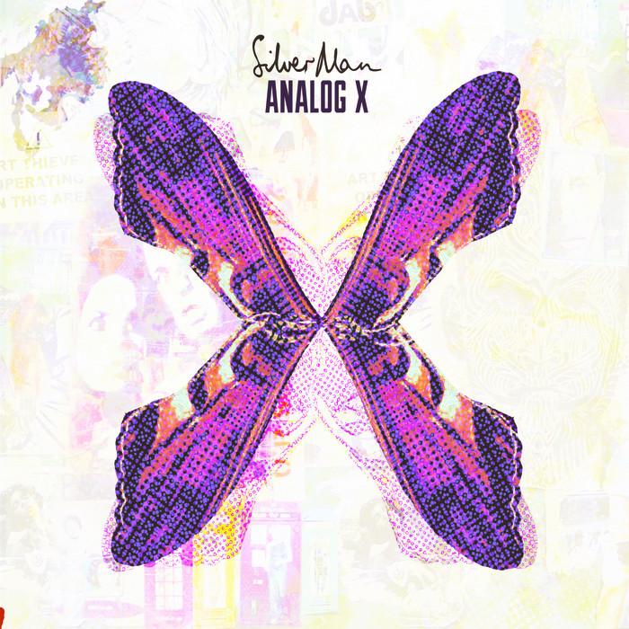 SILVER MAN - Analog X