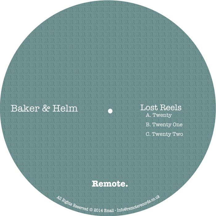 BAKER & HELM - Lost Reels