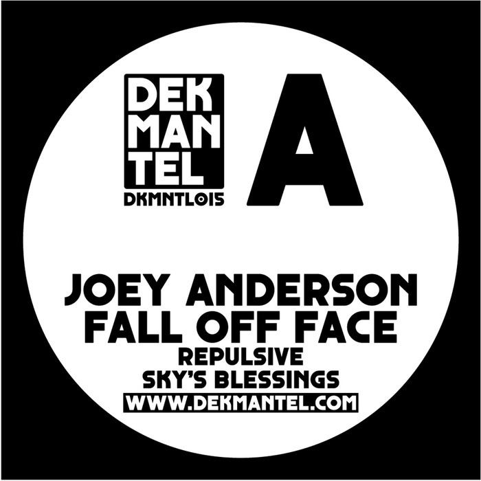 ANDERSON, Joey - Fall Off Face