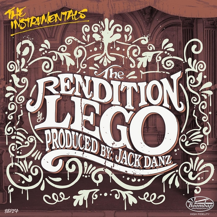 LEGO - The Rendition (Instrumentals)