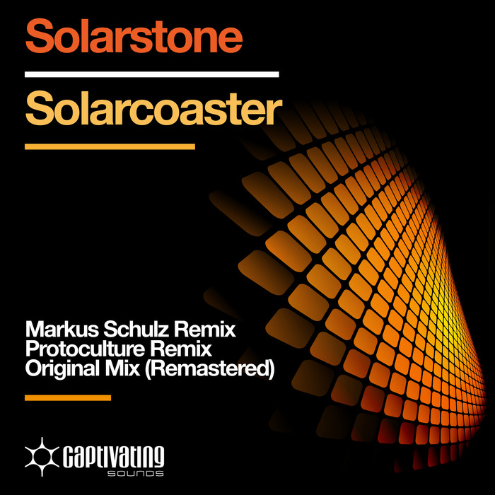 SOLARSTONE - Solarcoaster: Remixes
