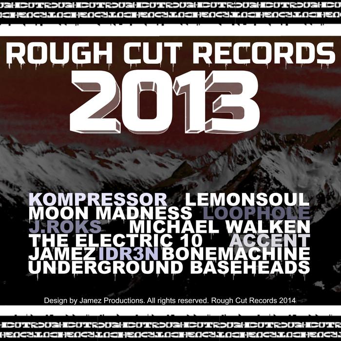 VARIOUS - Rough Cut Records 2013