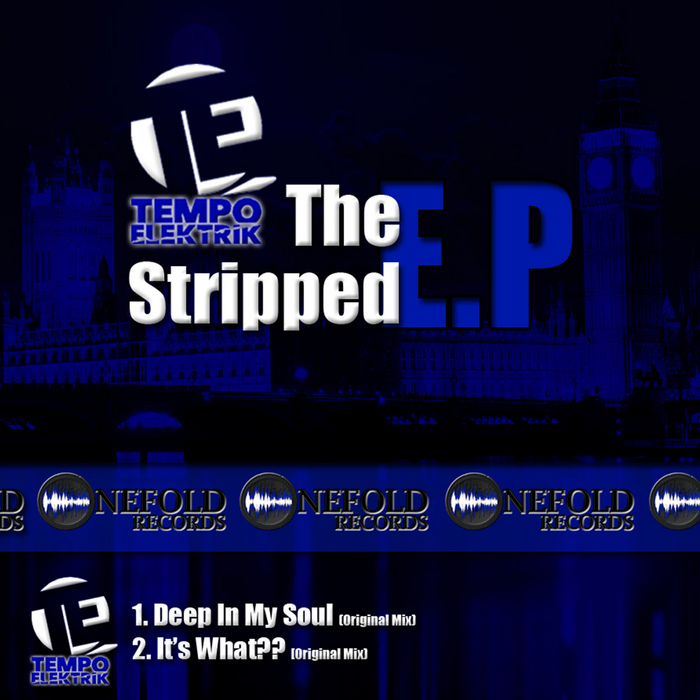 TEMPO ELEKTRIK - The Stripped EP