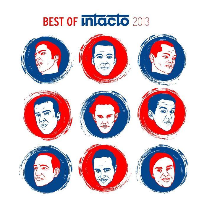 VARIOUS - Best Of Intacto 2013