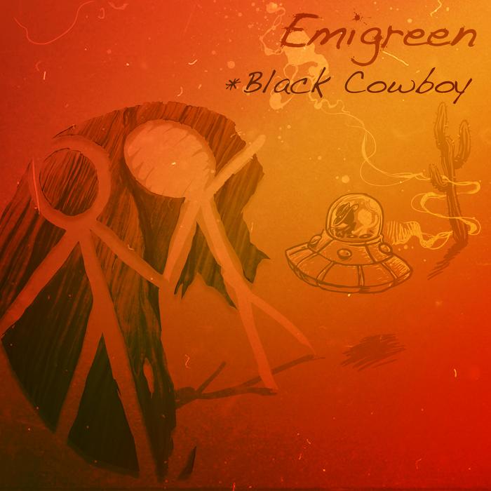 EMIGREEN - Black Cowboy