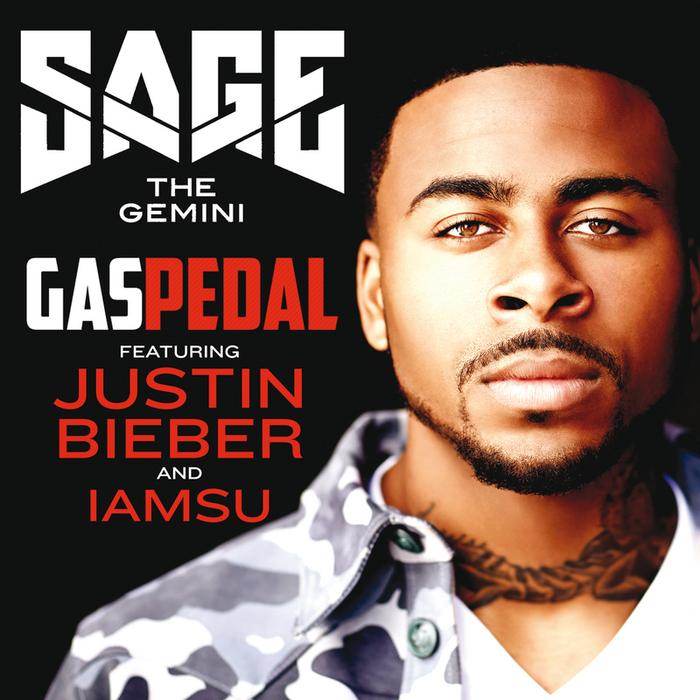 SAGE THE GEMINI feat JUSTIN BIEBER/IAMSU! - Gas Pedal (Remix)