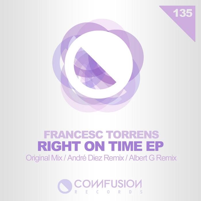 TORRENS, Francesc - Right On Time EP