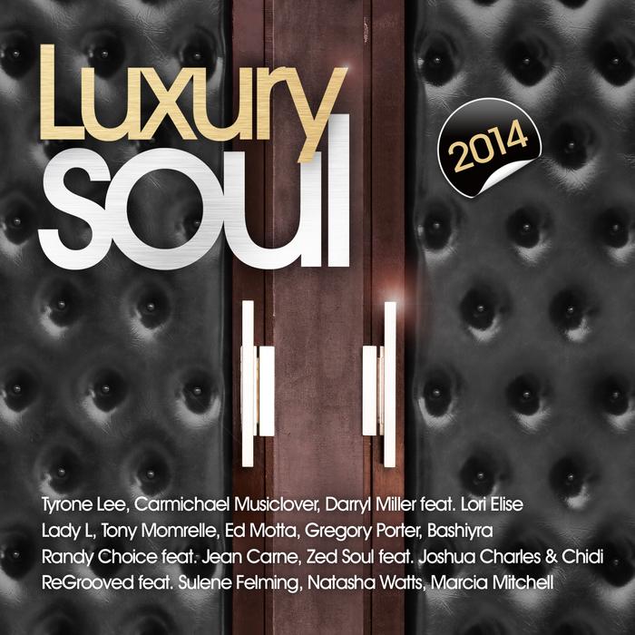 VARIOUS - Luxury Soul 2014