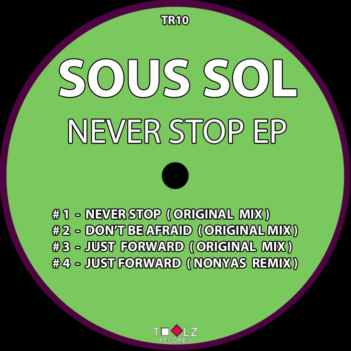 SOUS SOL - Never Stop EP
