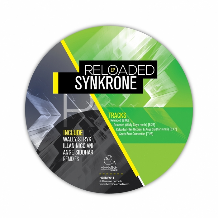 SYNKRONE - Reloaded EP