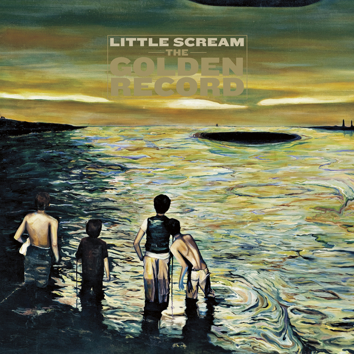 LITTLE SCREAM - The Golden Record