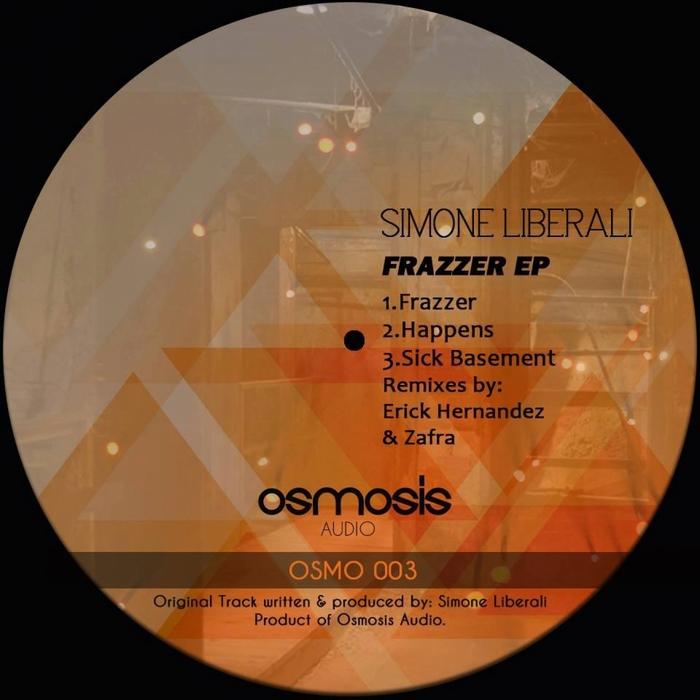 LIBERALI, Simone - Frazzer EP