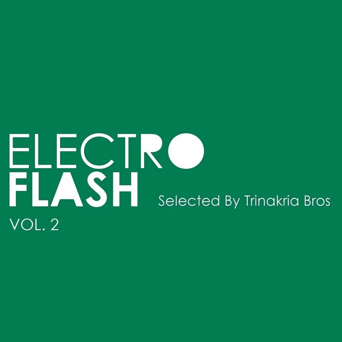 VARIOUS - Electro Flash Vol 2 (Selected By Trinakria Bros)