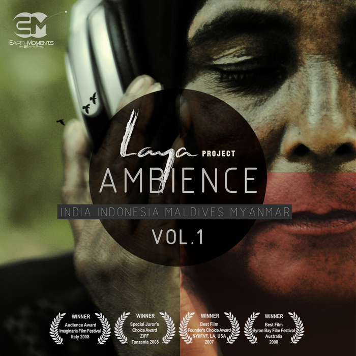 EARTH MOMENTS - The Laya Project: Ambience Vol 1 (Sample Pack WAV)