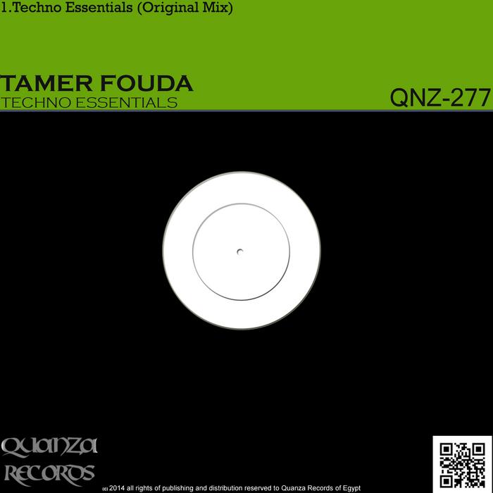 FOUDA, Tamer - Techno Essentials