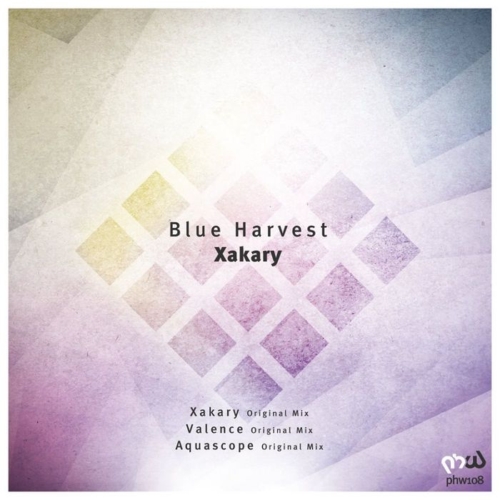 BLUE HARVEST - Xakary