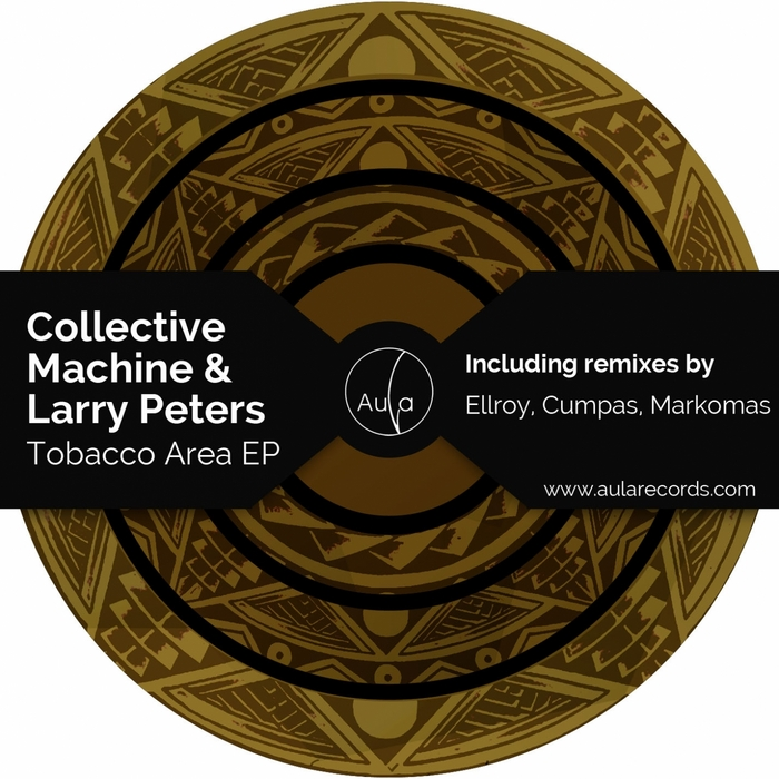 COLLECTIVE MACHINE/LARRY PETERS - Tobacco Area EP