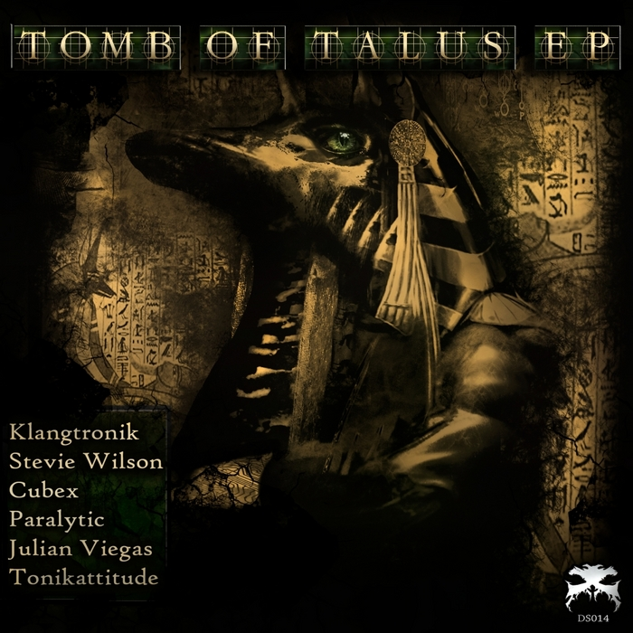 VARIOUS - Tomb Of Talus EP