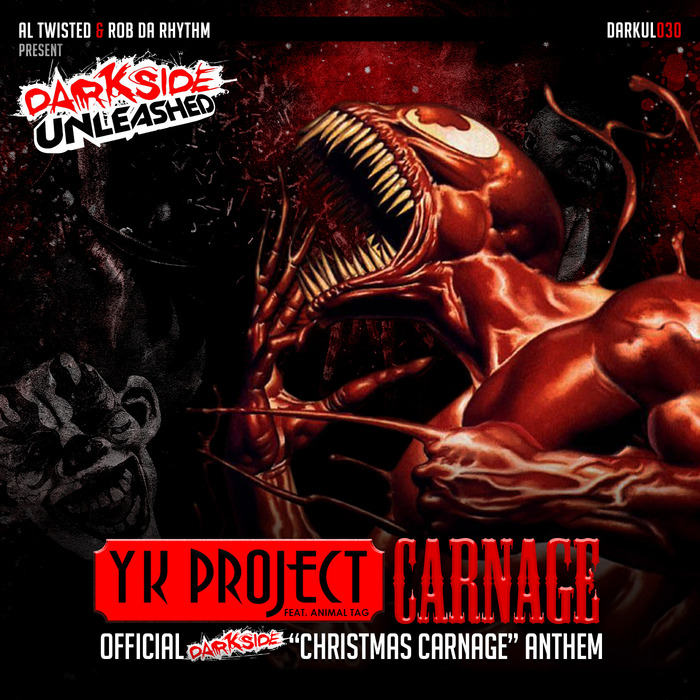 YK PROJECT feat ANIMAL TAG - Carnage