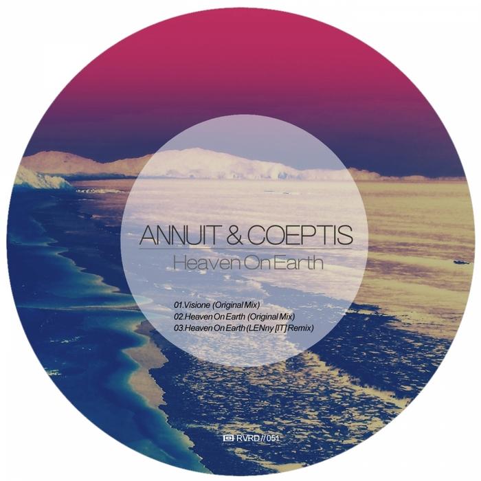 ANNUIT & COEPTIS - Heaven On Earth
