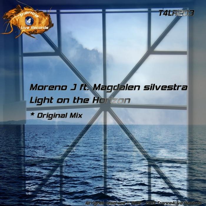 MORENO J feat MAGDALEN SILVESTRA - Light On The Horizon