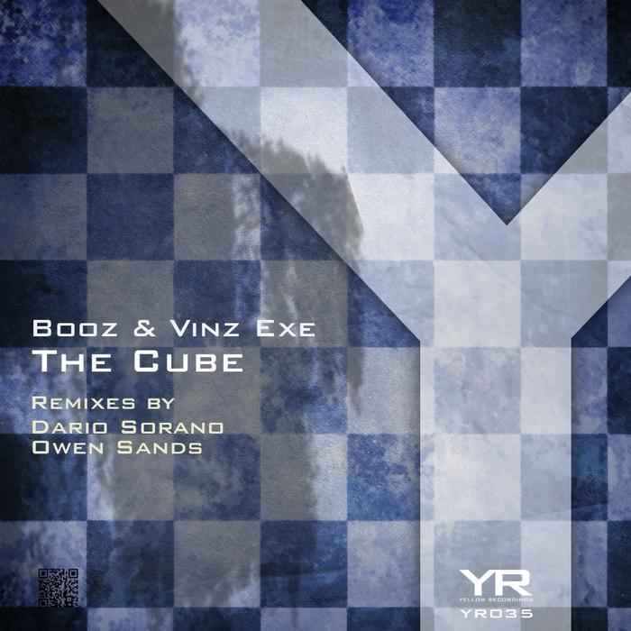 BOOZ/VINZ EXE - The Cube