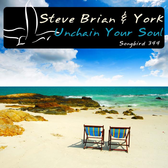 BRIAN, Steve/YORK - Unchain Your Soul