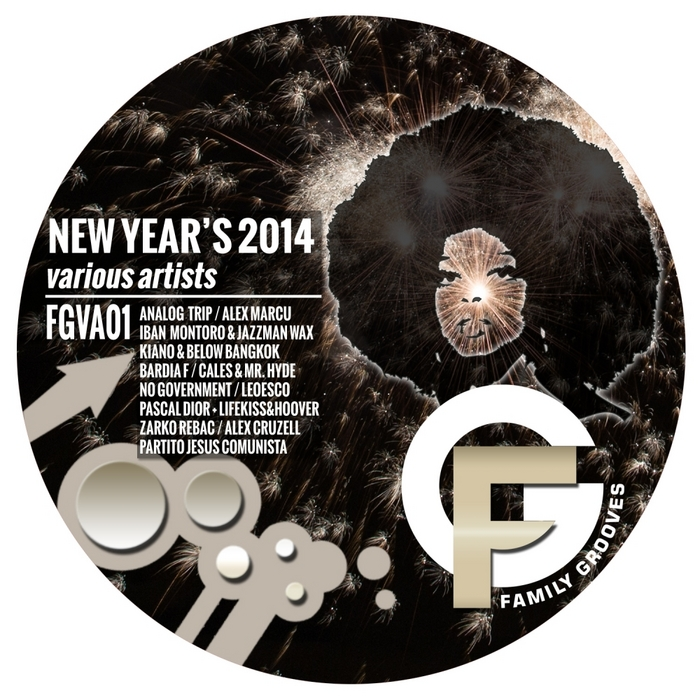 VARIOUS - New Year's Compilation 2014