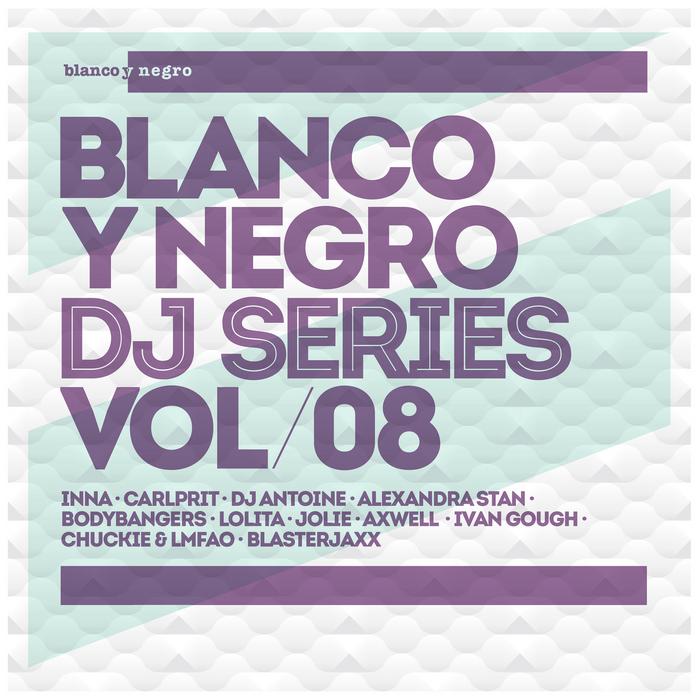 VARIOUS - Blanco Y Negro DJ Series Vol 8