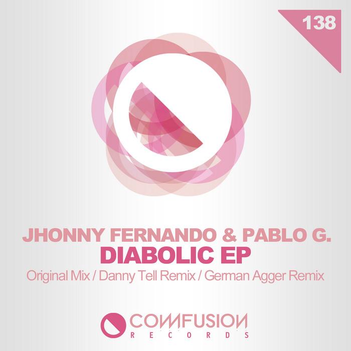 FERNANDO, Jhonny/PABLO G - Diabolic EP