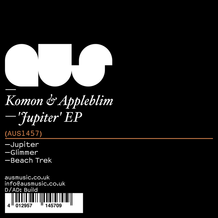 KOMON/APPLEBLIM - Jupiter EP