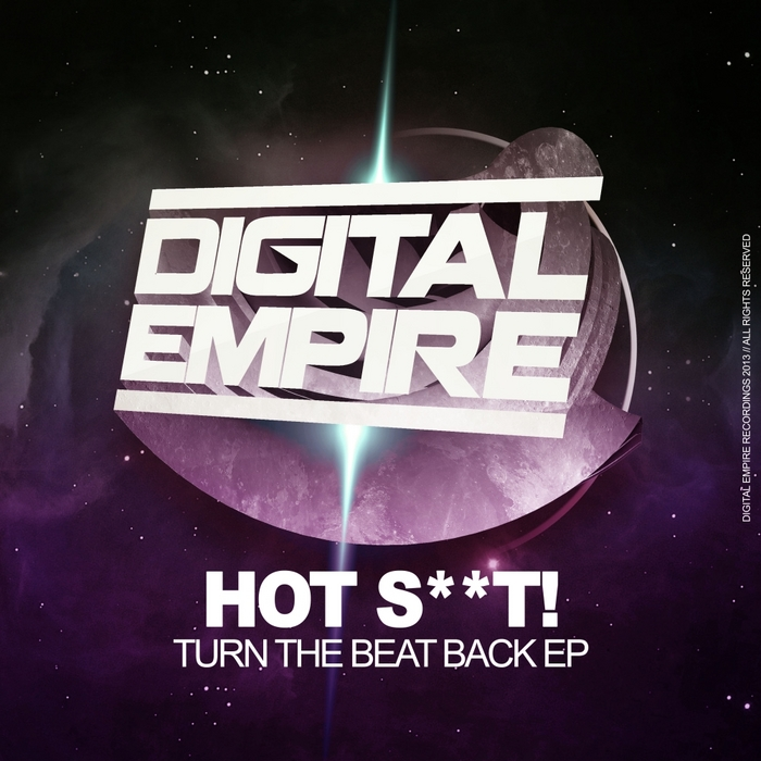 HOT SHIT - Turn The Beat Back EP