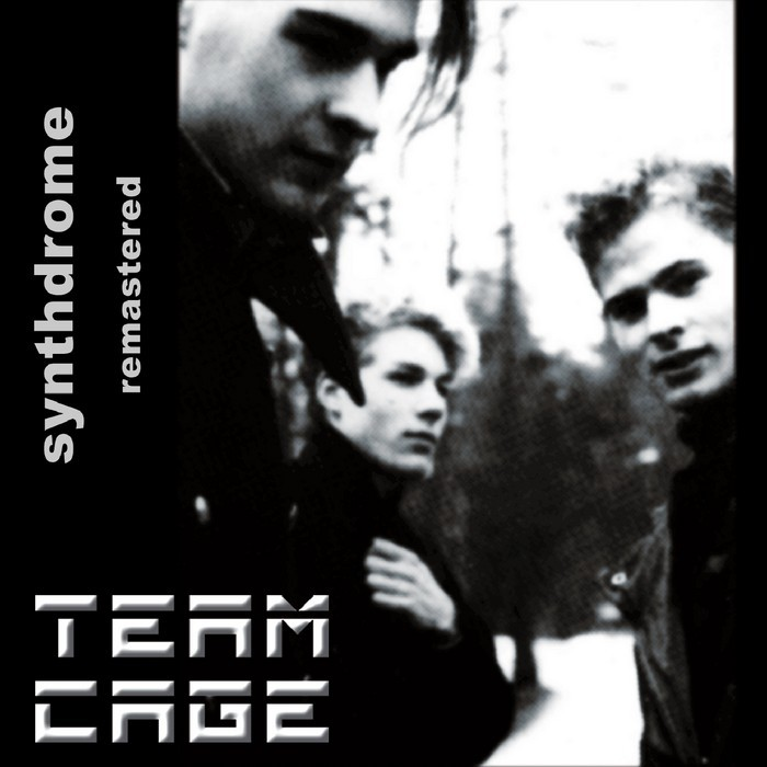 TEAM CAGE - Synthdrome - Remastered