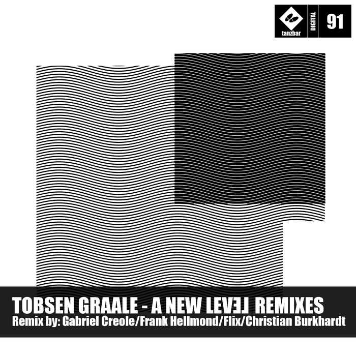 GRAALE, Tobsen - A New Level Remixes