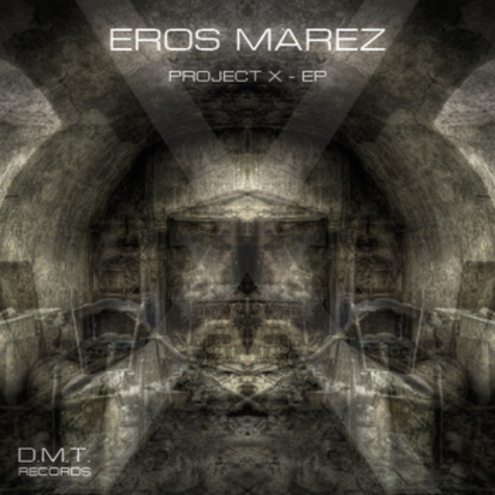 MAREZ, Eros - Project X EP