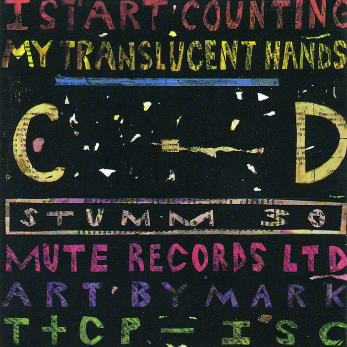 I START COUNTING - My Translucent Hands