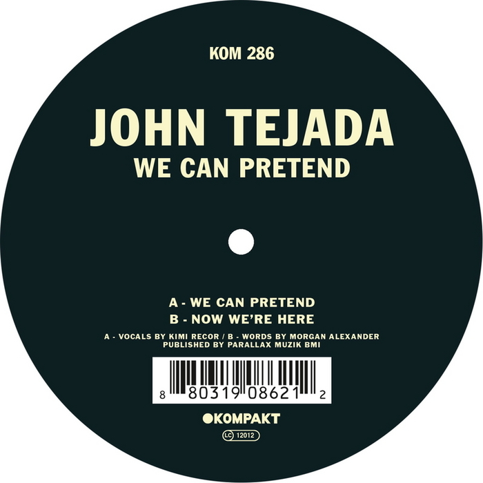TEJADA, John - We Can Pretend