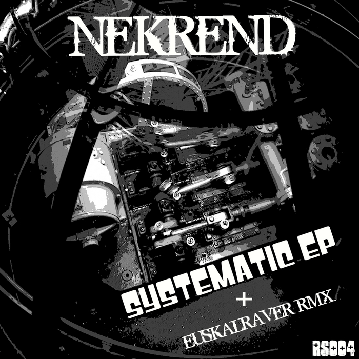 NEKREND - Systematic EP (remixes)