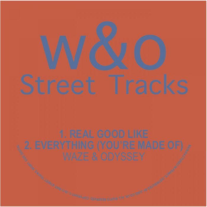 WAZE & ODYSSEY - Real Good Like EP
