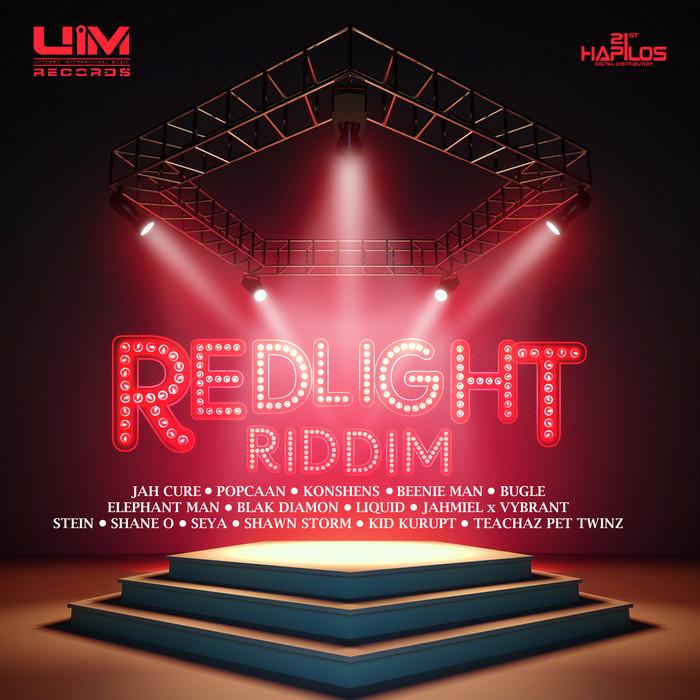 VARIOUS - Redlight Riddim