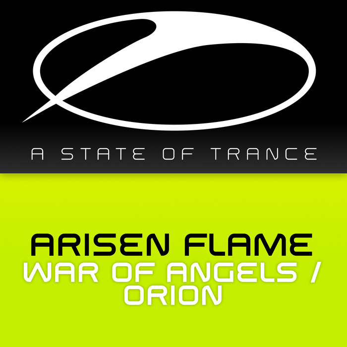ARISEN FLAME - War Of Angels/Orion