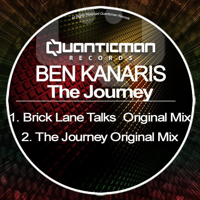 KANARIS, Ben - The Journey