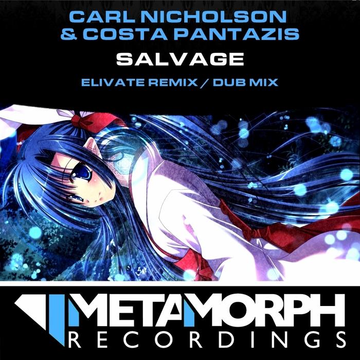 NICHOLSON, Carl/COSTA PANTAZIS - Salvage