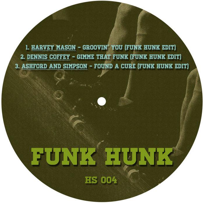 FUNK HUNK - Groovin' You